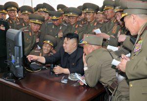 north korea hacking cyberwar 300x205 - Coréia do Norte pode estar usando ataques cibernéticos para roubar bancos
