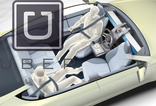 uber ira usar carros sem motorista - Uber vai começar a usar carros sem motorista