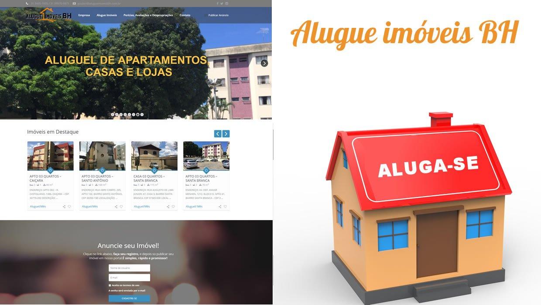 alugue - Alugue Imóveis BH