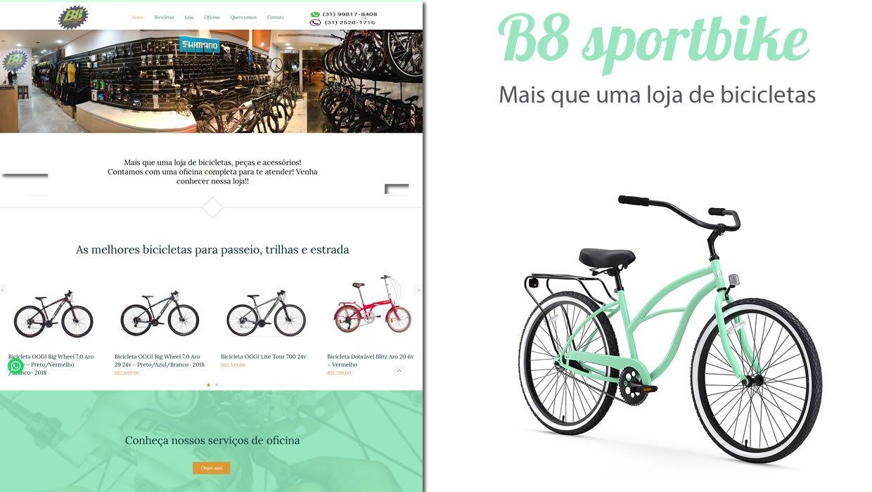b8 - B8 bicletas